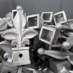 Aluminum Casting and Aluminum Hardware for fences and rails