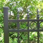 Aluminum Fences and Aluminum Rails